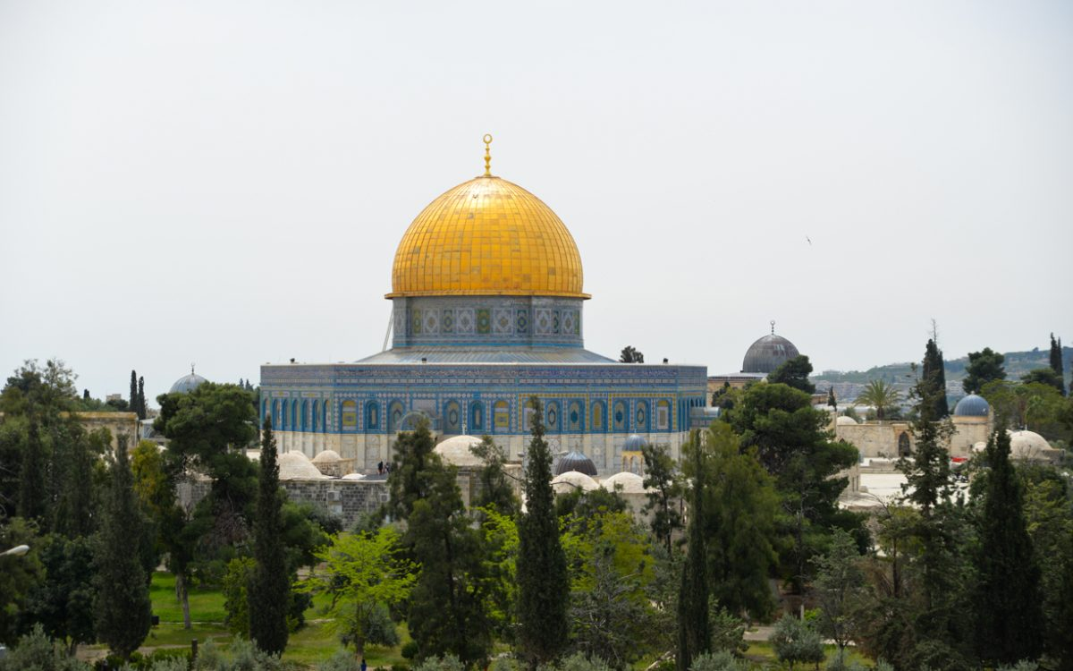 Israël & Palestine