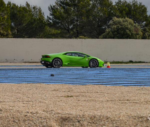 Stage de pilotage au circuit Paul Ricard.