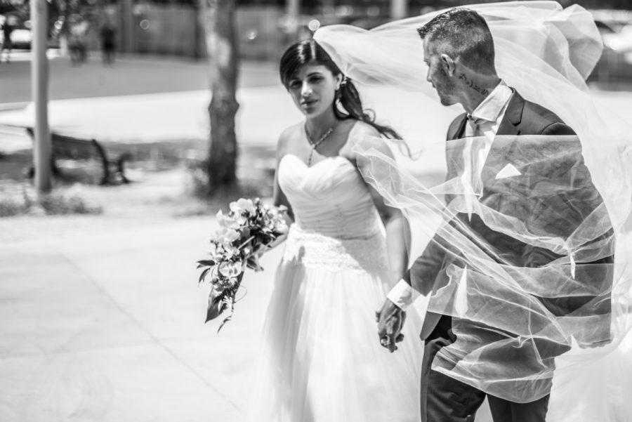 Mariage entre Aubagne et Carnoux-en-Provence au Dolce Vita