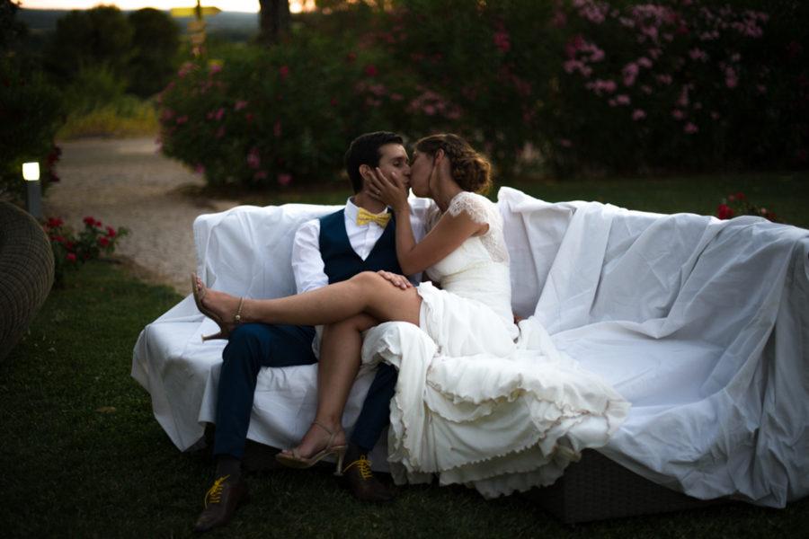 Un mariage au Domaine de La Pommé à Trets