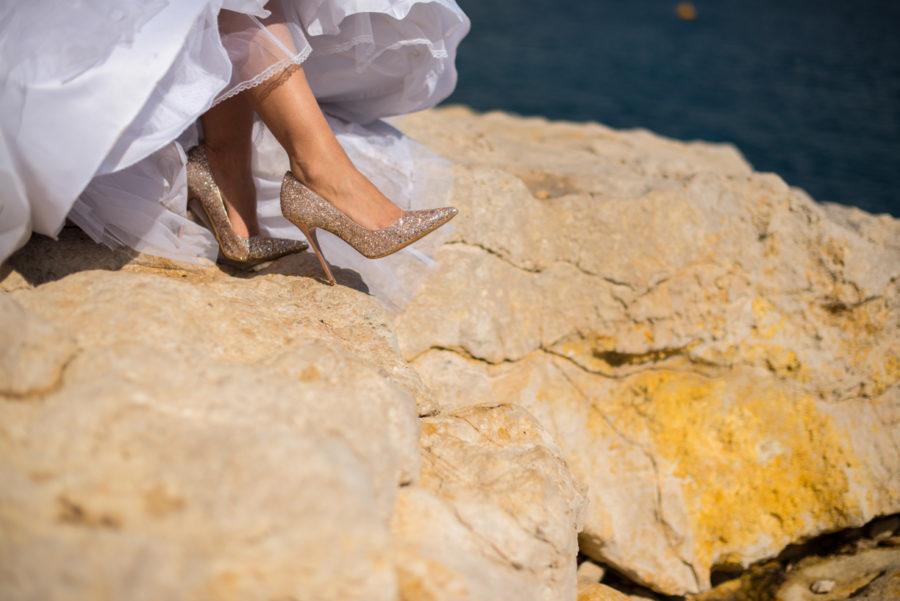 Un mariage entre Carnoux-en-Provence et sur la Presqu'île à Cassis