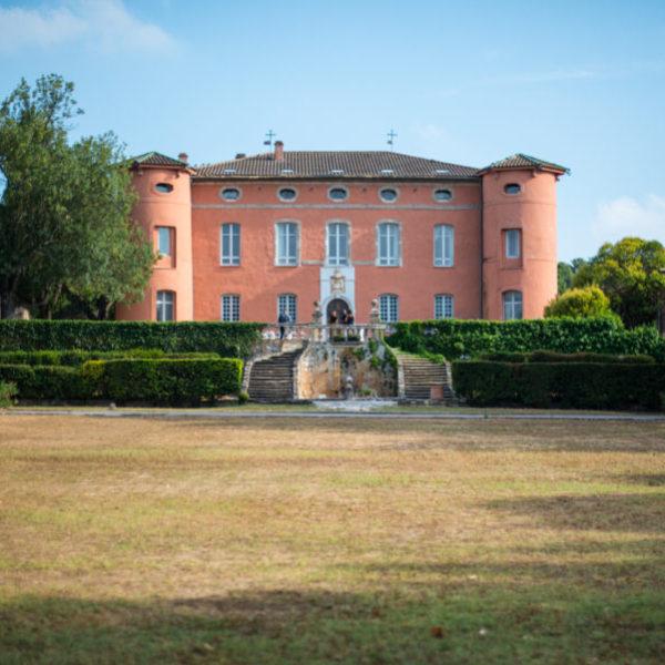 Un mariage féérique au Domaine Château l'Arc