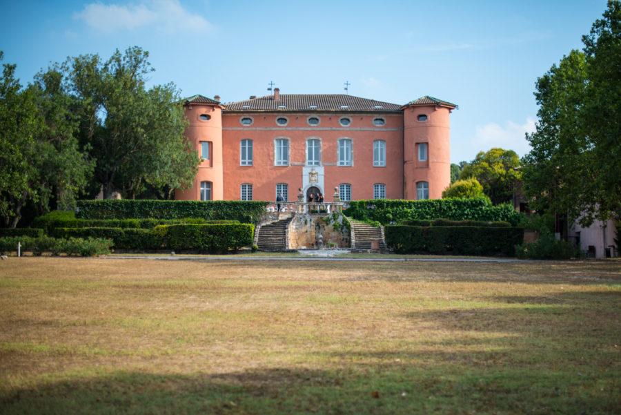 Un mariage au Domaine Château l'Arc