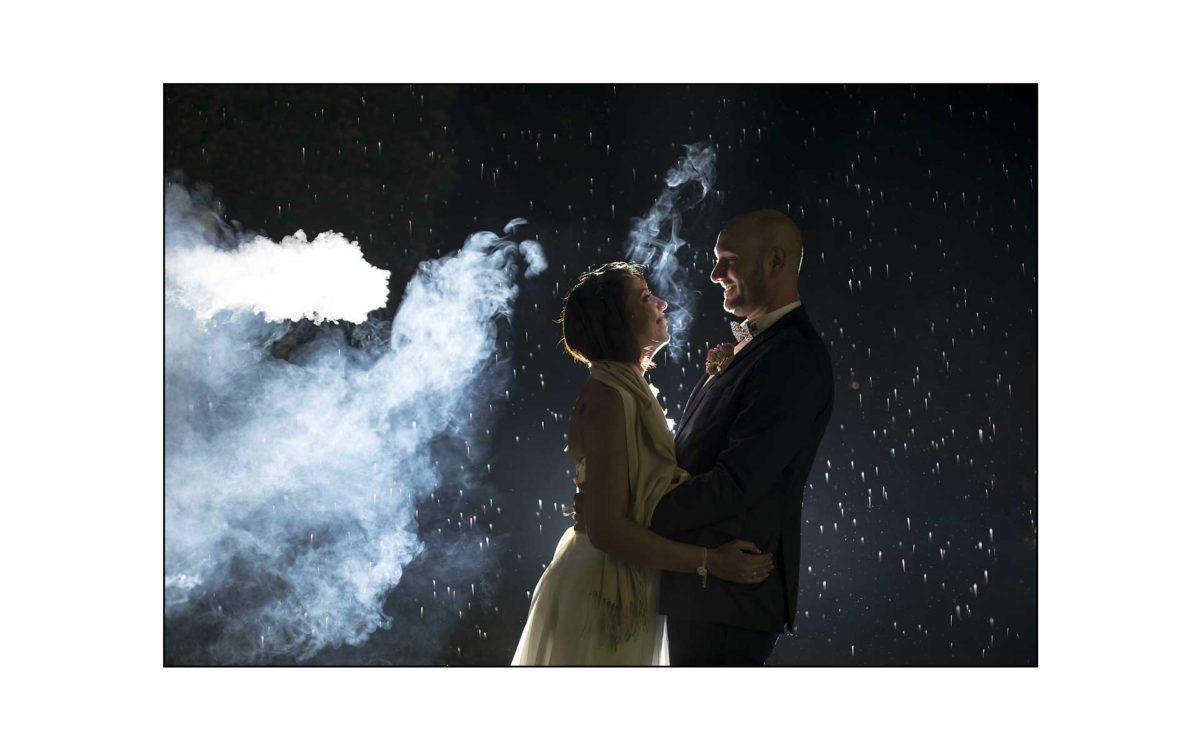 Un mariage au Domaine du Moulin de l'Arc à Trets