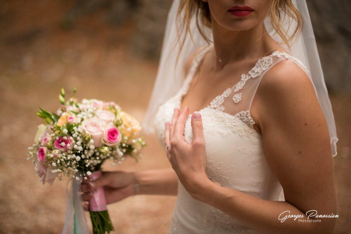 Portfolio photographe de mariage dans les Bouches-du-Rhône